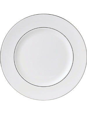 WEDGWOOD Signet Platinum plate 27cm