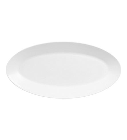JASPER CONRAN @ WEDGWOOD Large oval platter