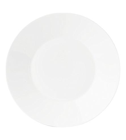 JASPER CONRAN @ WEDGWOOD White plate 23cm