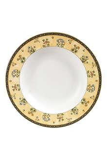 WEDGWOOD India Collection soup plate 23cm