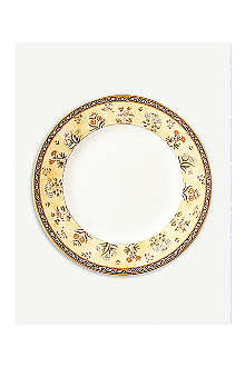 WEDGWOOD India Collection accent plate 20cm