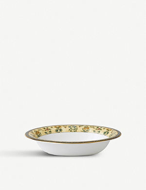 WEDGWOOD India Collection open vegetable dish 25cm