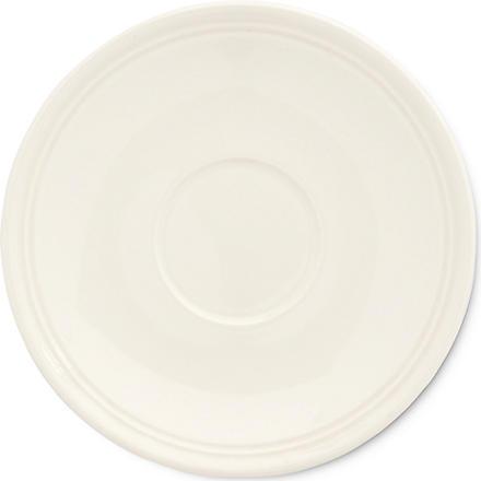 JASPER CONRAN @ WEDGWOOD Casual cream tea saucer (Cream