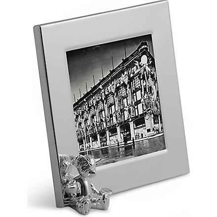 WEDGWOOD London Bear photo frame