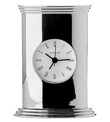 WEDGWOOD Oval clock