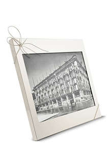 "VERA WANG @ WEDGWOOD Love Knots picture frame 8"" x 10"""