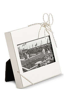 VERA WANG @ WEDGWOOD Love Knots mini picture frame