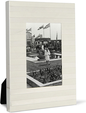 WEDGWOOD Intaglio silver picture frame 3.5