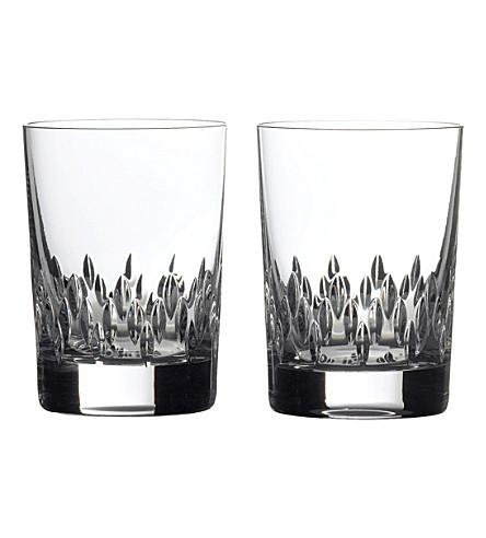 VERA WANG @ WEDGWOOD 公爵集 2 老式水晶眼镜