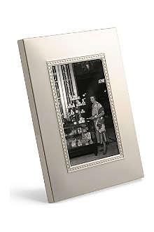 "WEDGWOOD Wish picture frame 5""x7"""
