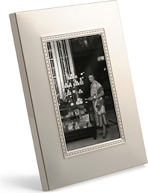 """WEDGWOOD Wish picture frame 5""""x7"""""""