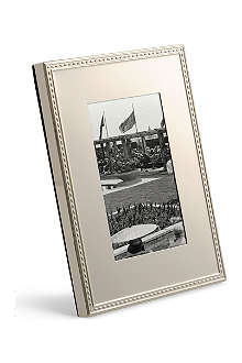 "WEDGWOOD Wish picture frame 4""x6"""