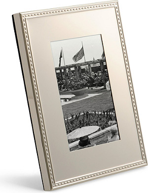 """WEDGWOOD Wish picture frame 4""""x6"""""""