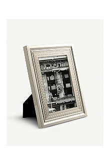 "VERA WANG @ WEDGWOOD With Love picture frame 4""x6"""