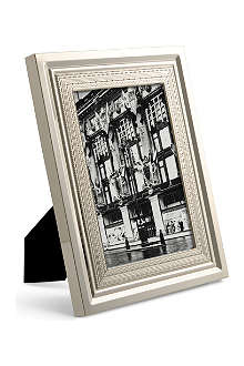 "VERA WANG @ WEDGWOOD With Love picture frame 5""x7"""