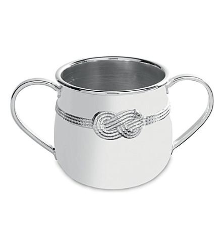 VERA WANG @ WEDGWOOD Infinity baby cup