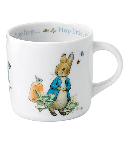 WEDGWOOD Peter Rabbit Boys mug