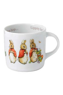 WEDGWOOD Peter Rabbit Girls mug