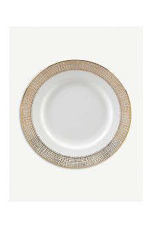 VERA WANG @ WEDGWOOD Gilded Weave plate 15cm