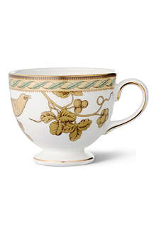 WEDGWOOD Golden Bird Leigh teacup