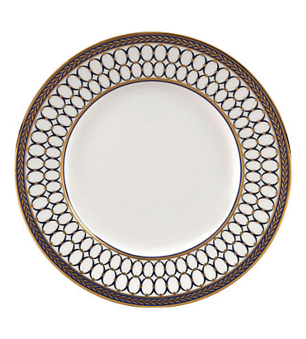 WEDGWOOD Renaissance Gold 18cm plate