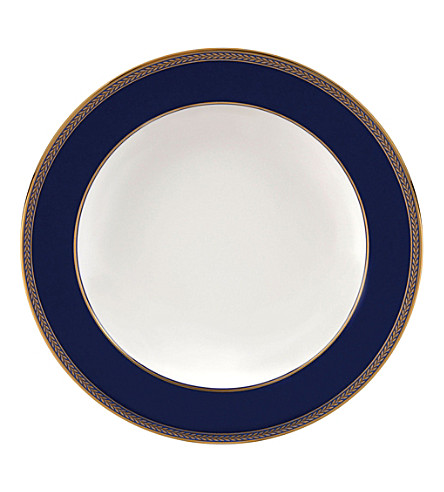 WEDGWOOD Renaissance Gold soup plate