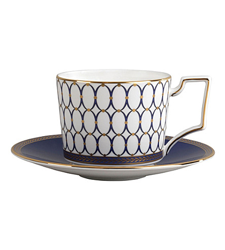 WEDGWOOD Renaissance Gold teacup