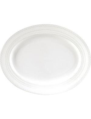 WEDGWOOD Intaglio large oval dish