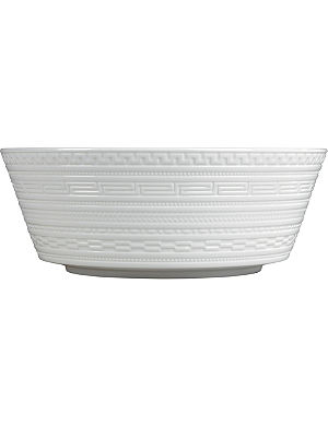 WEDGWOOD Intaglio small round serving bowl