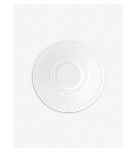 WEDGWOOD Intaglio fine bone china espresso saucer 11.5cm