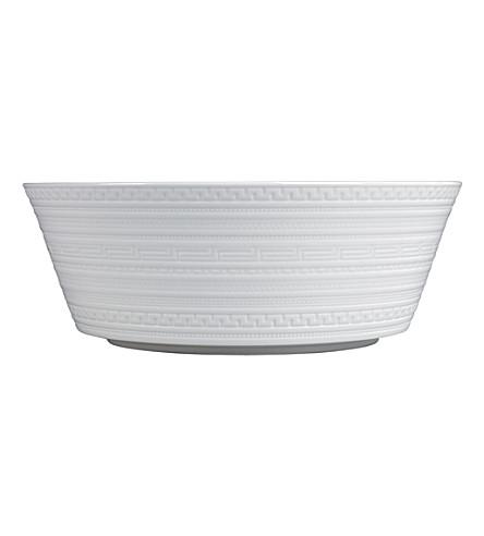 WEDGWOOD Intaglio fine bone china serving bowl 26cm