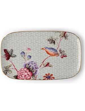 WEDGWOOD Cuckoo sandwich tray