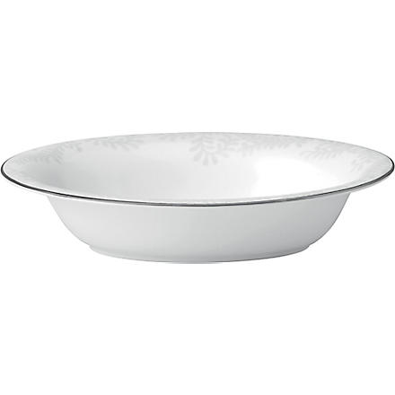 VERA WANG @ WEDGWOOD Trailing Vines open vegetable dish
