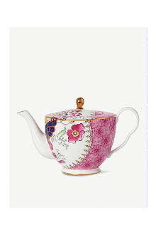 WEDGWOOD Butterfly Bloom teapot