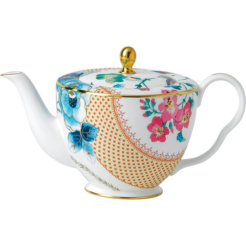 Wedgwood Baby Gifts Uk : Wedgwood butterfly bloom teapot octer ?