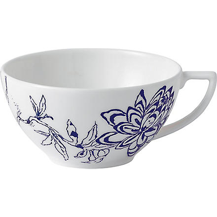 JASPER CONRAN @ WEDGWOOD Chinoiserie Blue teacup