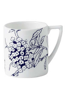 JASPER CONRAN @ WEDGWOOD Chinoiserie Blue mini mug 290ml