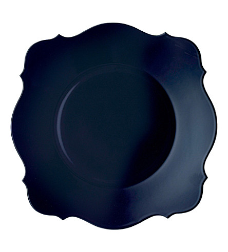 JASPER CONRAN @ WEDGWOOD Baroque Coloured Charger Collection 33cm
