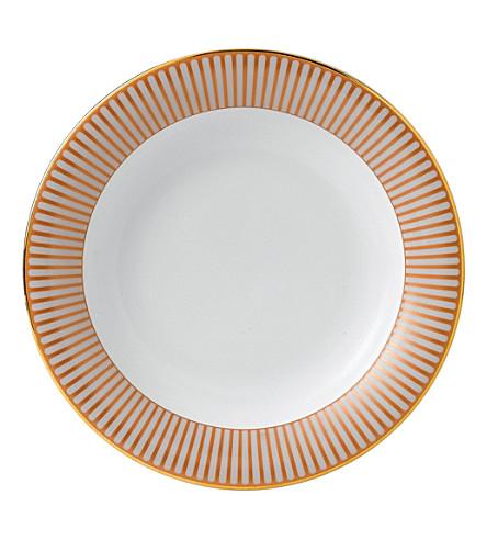 WEDGWOOD Palladian rim soup plate 23cm