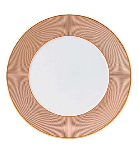WEDGWOOD Palladian rim plate 24cm