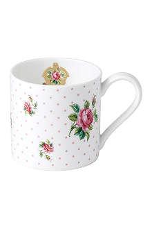 ROYAL ALBERT Cheeky Pink Roses mug