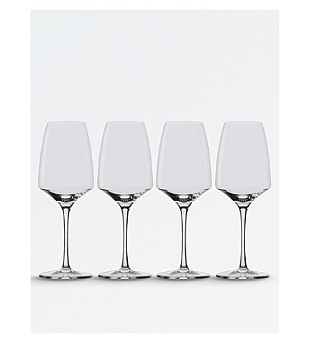 ROYAL DOULTON Royal Doulton sommelier red wine glass (set of 4)