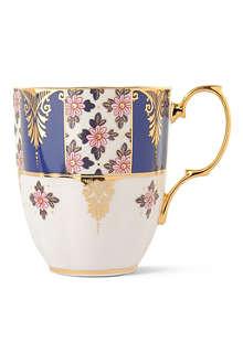 ROYAL ALBERT Regency Blue 1900 mug