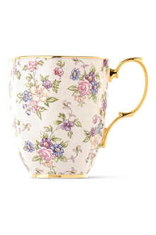 ROYAL ALBERT 1940 English Chintz mug