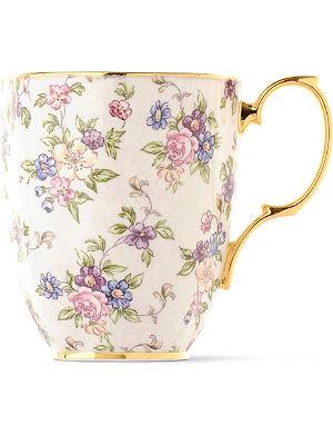 ROYAL ALBERT 1940 English Chintz mug