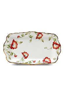 ROYAL ALBERT 1970 Poppy tray
