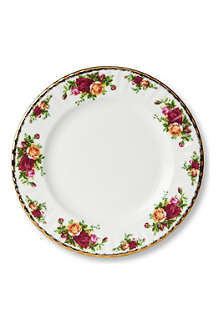WEDGWOOD Old Country Roses plate 27cm