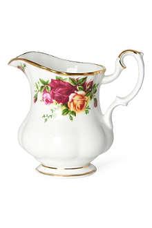 ROYAL ALBERT Old Country Roses cream jug