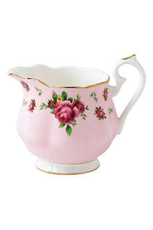 ROYAL ALBERT New Country Roses pink creamer