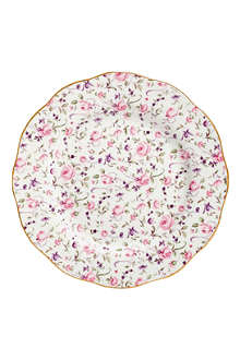 ROYAL ALBERT Rose Confetti salad plate 20cm